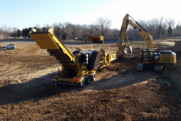 St  Louis, MO & Metro East/Southern IL Land Clearing Services | Brewster